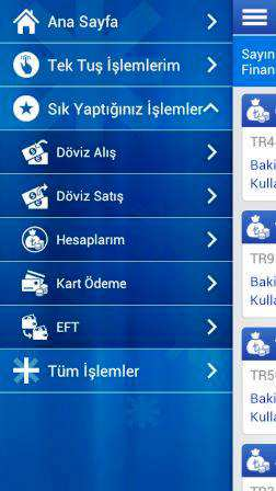 Finansbank Android Cep Şubesi