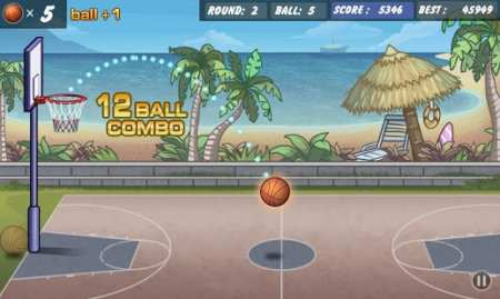 Basketball Shoot (Android Basketbol Oyunu)