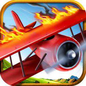 Wings on Fire Android Uçak Oyunu