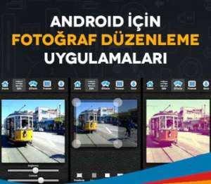 En İyi Fotoğraf Uygulamaları Android