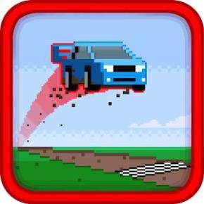 Cubed Rally Redline (Nostalji Yarış Oyunu)