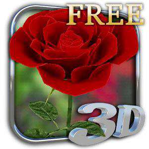 3D Rose Live Wallpaper Free APK