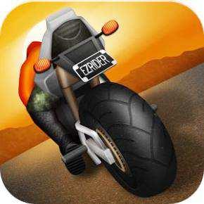 Highway Rider (Motorsiklet Oyunu)