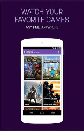 Twitch Android İndir