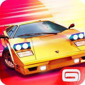 Asphalt Overdrive Android Araba Yarış Oyunu