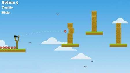 SAPAN - Android Hedef Vurma oyunu