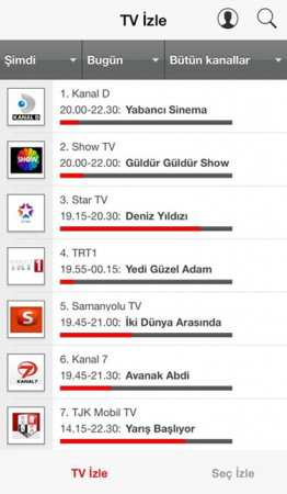 Vodafone TV Android