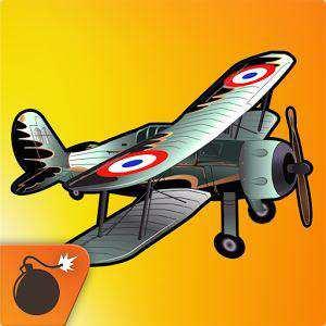 Savaş Uçak Oyunu Metal Gökyüzü