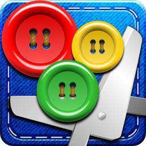 Düğmeler Ve Makas Android Oyunu