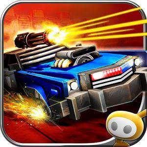 INDESTRUCTIBLE (Android Arabalı Silah Oyunu)