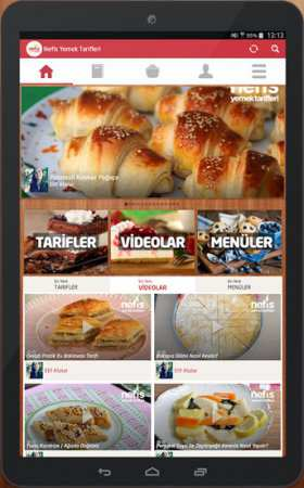 Nefis Yemek Tarifleri Android