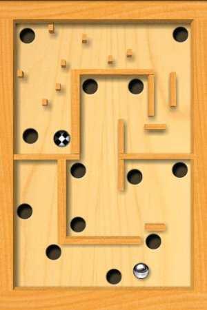 Android 3D Labirent Oyunu Labyrinth Lite