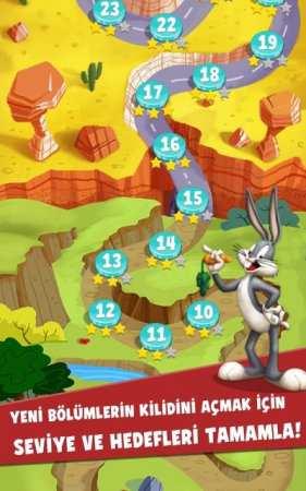 Looney Tunes Dash Android Oyunu