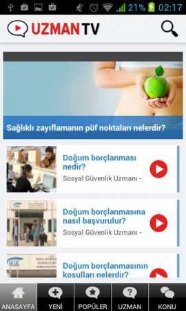 Android Uzman TV