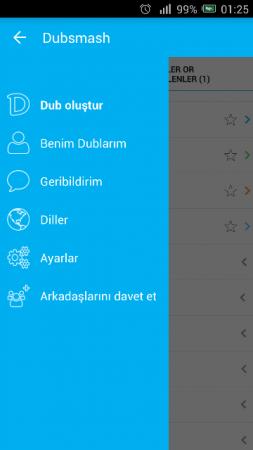 Dubsmash Android Ses Efekt