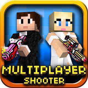 Pixel Gun 3D APK Oyun