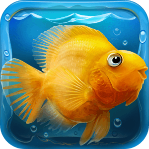 iQuarium - virtual fish (Android Akvaryum Canlı Balık Uygulaması)