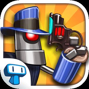 Robot Gangster Rampage - Game (Android Robot Savaş Oyunu)