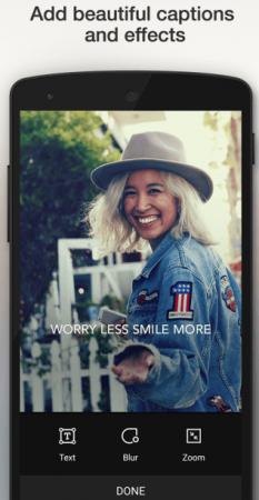 Android Fotoğraf Çekme Uygulaması - Camu
