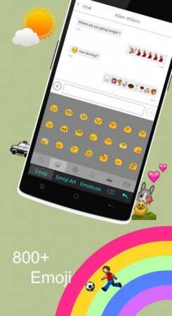TouchPal Keyboard+Free Emoji