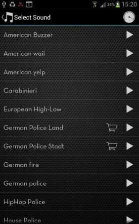 Police Lights (Android Polis Işık ve Siren Uygulaması)