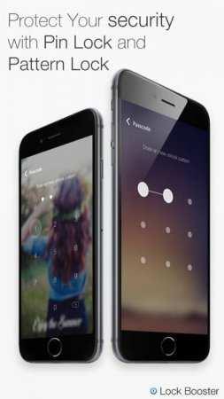 Android Kilit Ekran Uygulaması Lock Booster