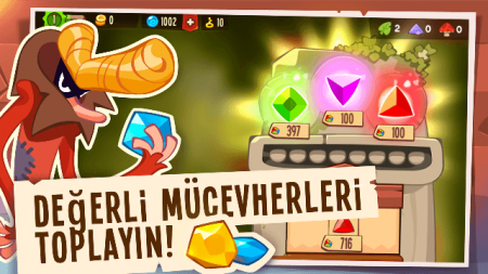 Strateji Oyunu King of Thieves Android