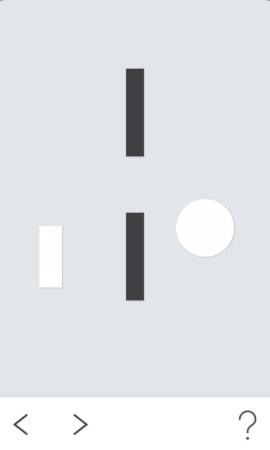 Ekrandaki Şekilleri Temizleme Oyunu Okay? Android