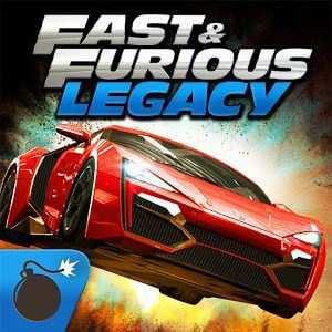 Hızlı ve Öfkeli: Efsanesi (Android Araba Aksiyon Oyunu)