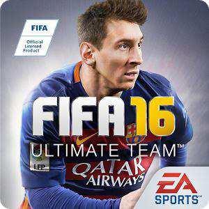 FIFA 16 Apk Oyun İndir