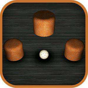 Thimblerig 3D - Dikkat Oyunu
