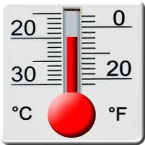 Thermometer (Android Termometre Uygulaması)