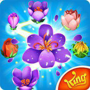 Blossom Blast Saga Facebook Oyunu
