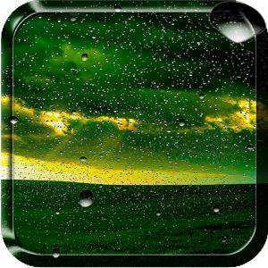 Yağmur Damlası Android Duvar Kağıdı