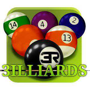 3D Pool game - 3ILLIARDS Free (Android Bilardo Oyunu)