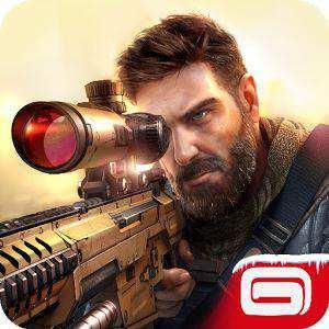 Android Keskin Nişancı Gameloft Oyunu