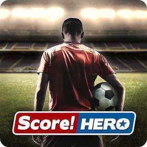 En İyi Futbol Android Oyunu Score Hero