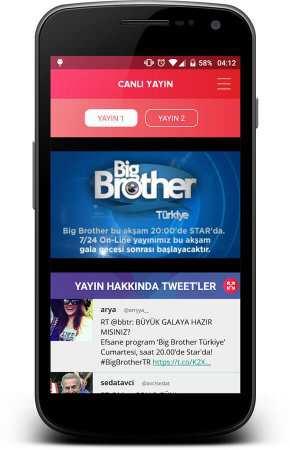 Big Brother Türkiye Android