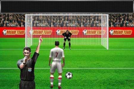 Futbol Penaltı (Android Penaltı Atışı Oyunu)