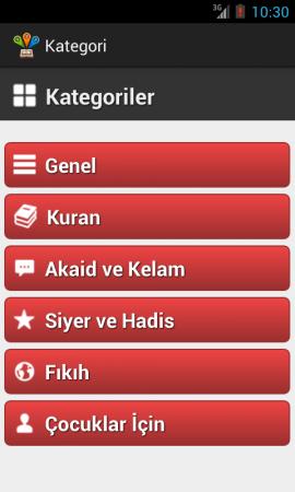 İslami Bilgi Yarışması Android