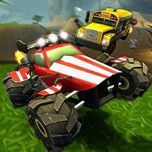 Crash Drive 2 Android Yarış Oyunu