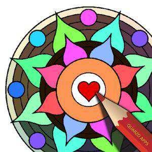 En Güzel Android Mandala Boyama Oyunları Apk Oyun Ve Uygulama