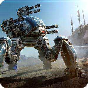 Android Robot Savaşları Oyunu War Robots