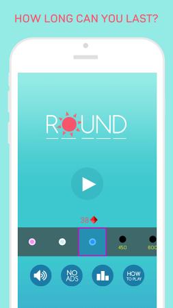 Round Balls Android Daire Oyunu İndir