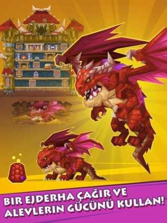 Monster Castle Android Strateji Oyunu