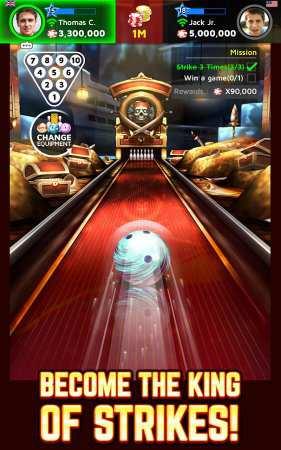 Bowling King Android Spor Oyunu