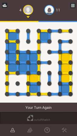 Dots and Boxes - Classic Games Android Masa Oyunu
