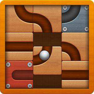 Harika Android Puzzle Oyunu - Roll the Ball: slide puzzle