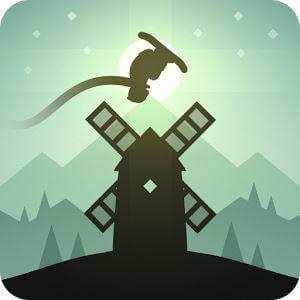 Snowboard Android Oyunu Alto's Adventure İndir