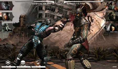 Aksiyon ve Dövüş Oyunu MORTAL KOMBAT X Android